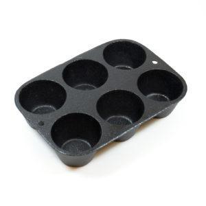 6 IMPRESSION MUFFIN PAN