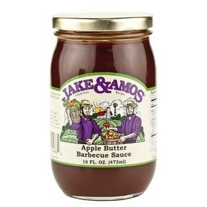 J&A Apple Butter BBQ Sauce