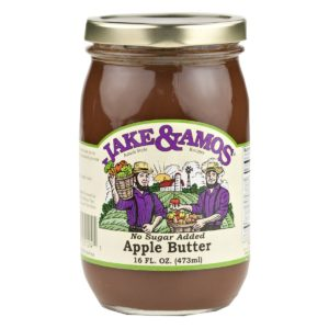 J&A Apple Butter No Sugar With Spice