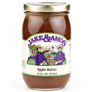 J&A Apple Butter With Sugar With Spice