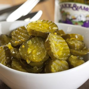J&A Bread & Butter Pickle Chips