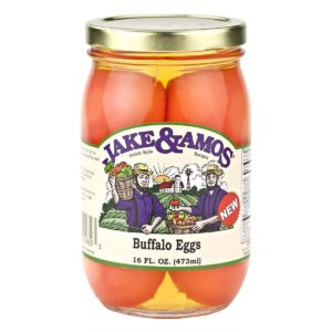J&A Buffalo Eggs
