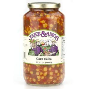 J&A Corn Salsa
