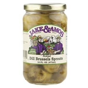 J&A Dill Brussels Sprouts