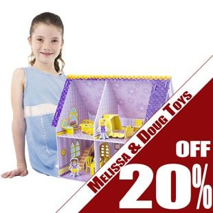 Melissa And Doug Toys - 20% off