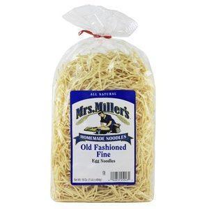 Old Fashioned Fine Noodles