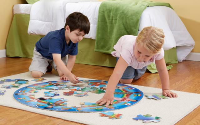 Children Around the World (48pc)
