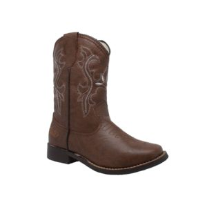 "AdTec Tecs Children's 8"" Western Pull On Cowboy Boot"