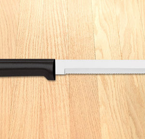 "Black SSR 6"" Bread Knife"
